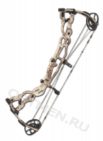 Лук блочный Hoyt Carbon Spyder Turbo ZT 28 (28 -30 ) Realtree Max-1
